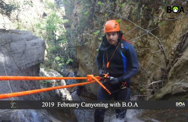 Central Greece Canyoning