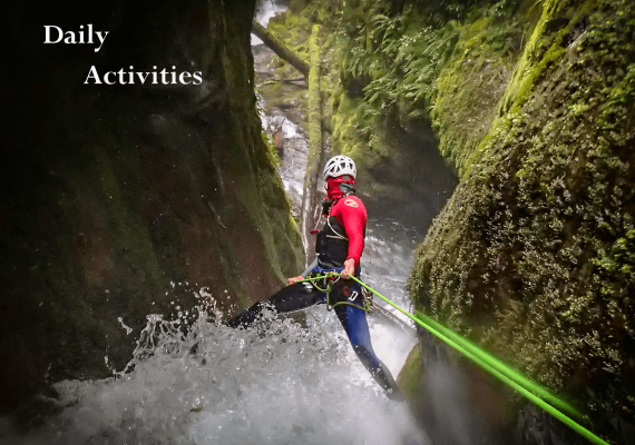 canyoning-greece